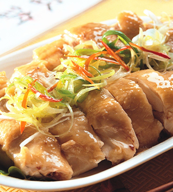 食譜:蔥油雞(2)