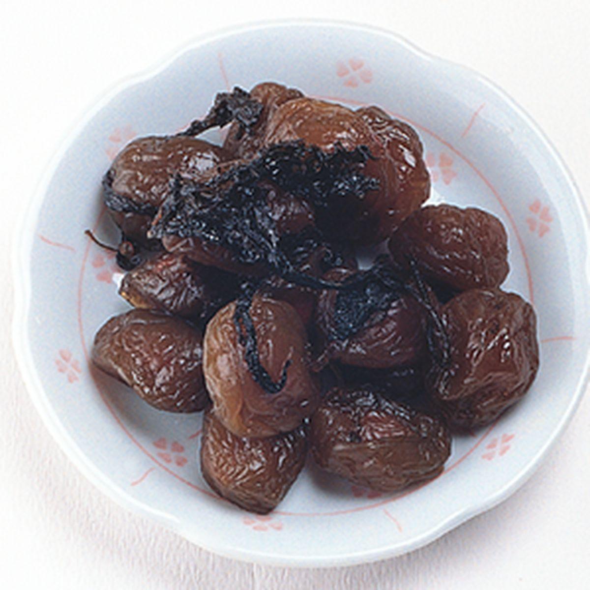 食譜:紫蘇梅