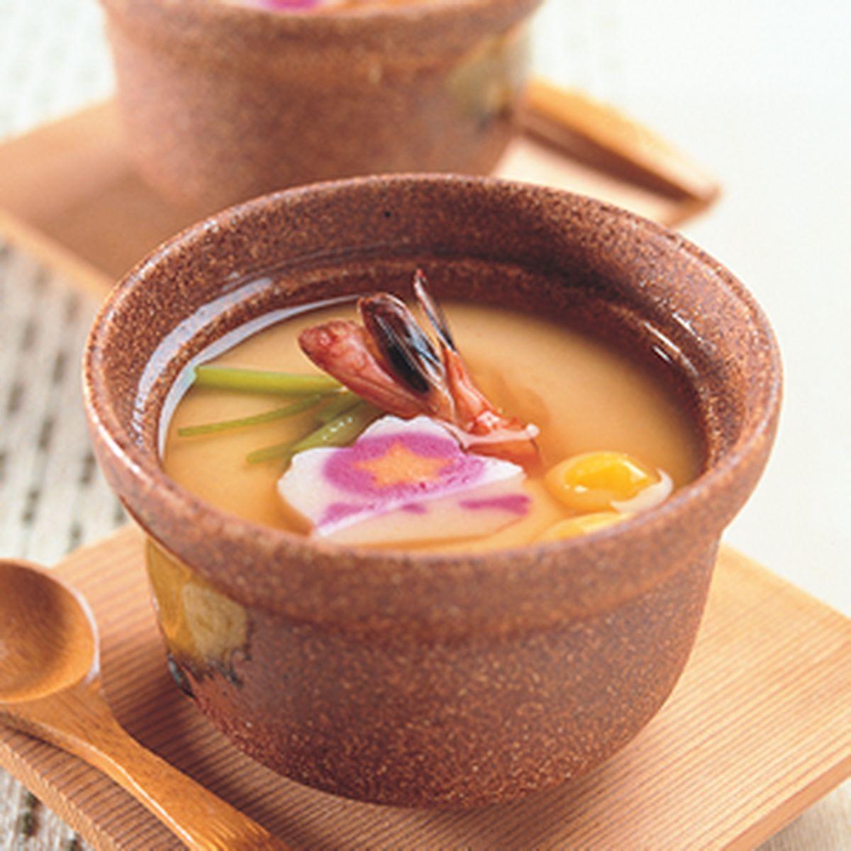 食譜:茶碗蒸(2)