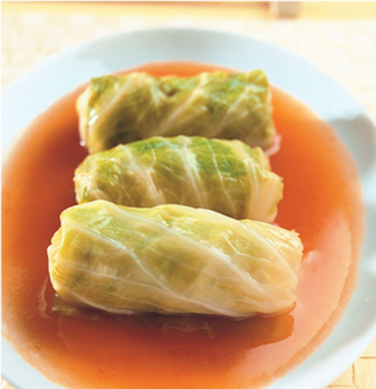 食譜:高麗菜卷(2)
