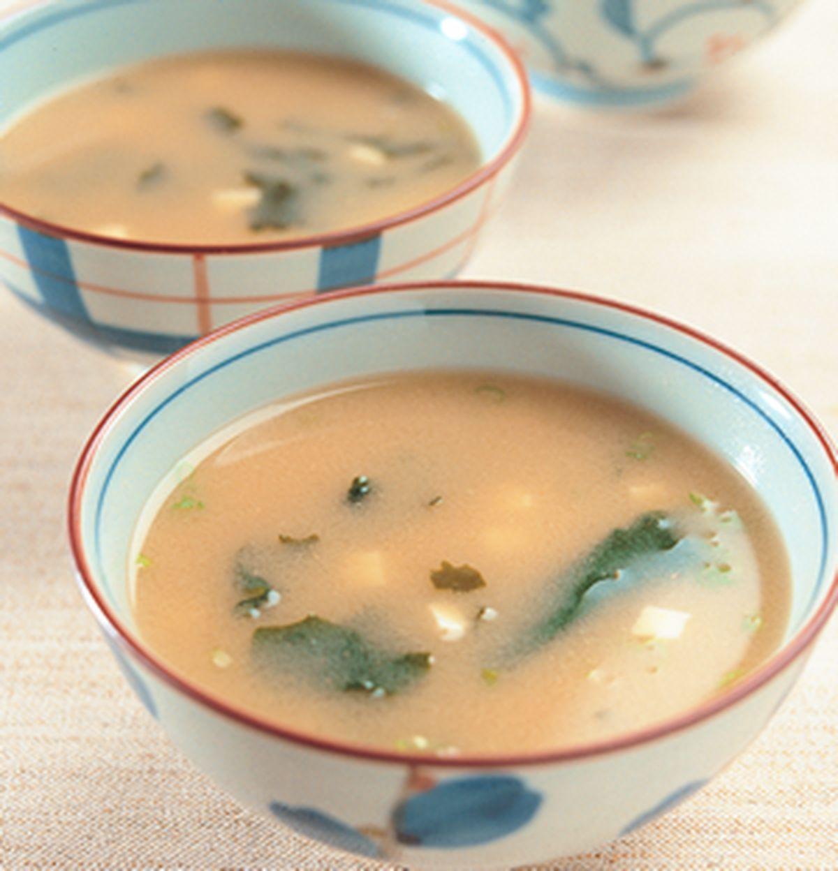 食譜:味噌湯