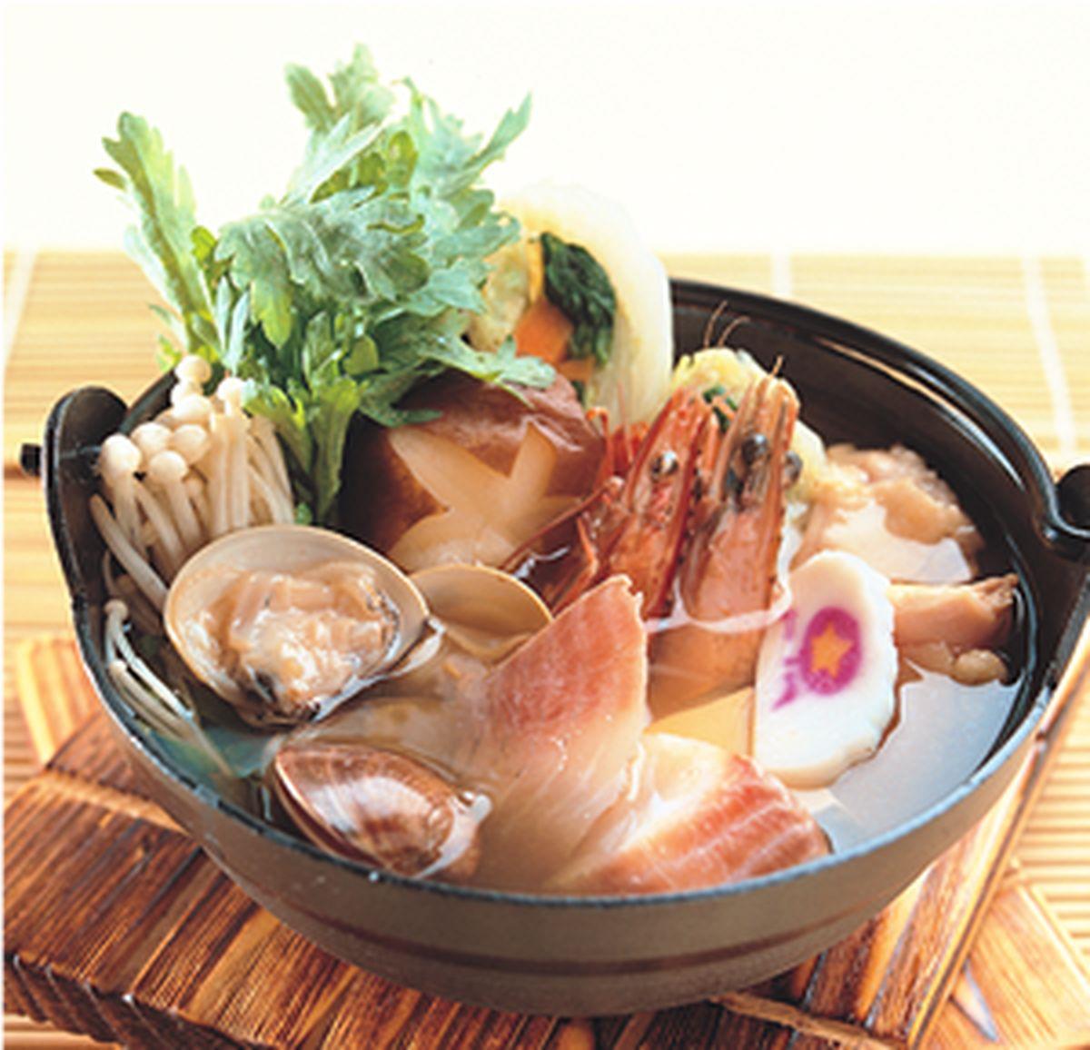 食譜:什錦海鮮鍋