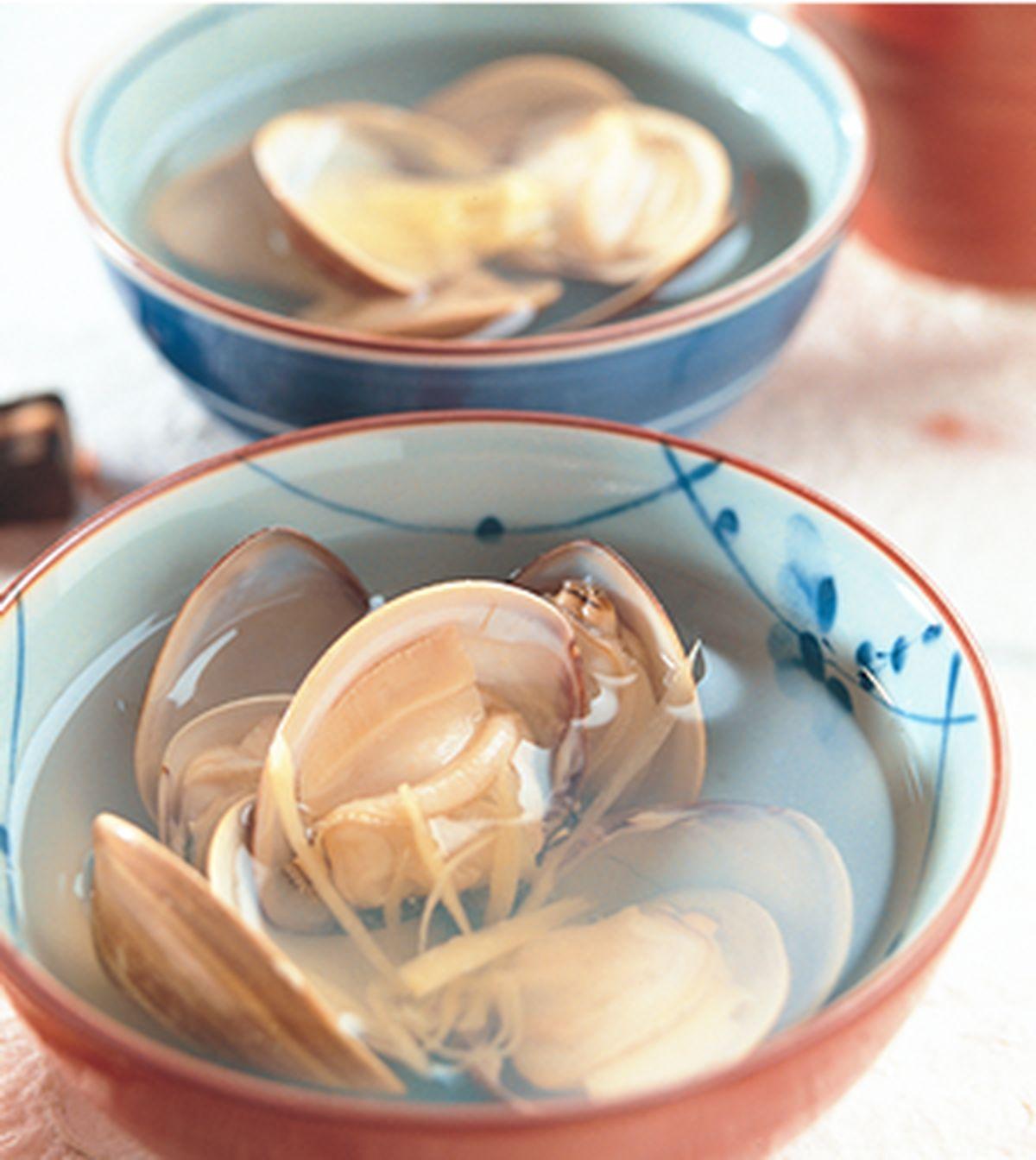 食譜:蛤蜊清湯