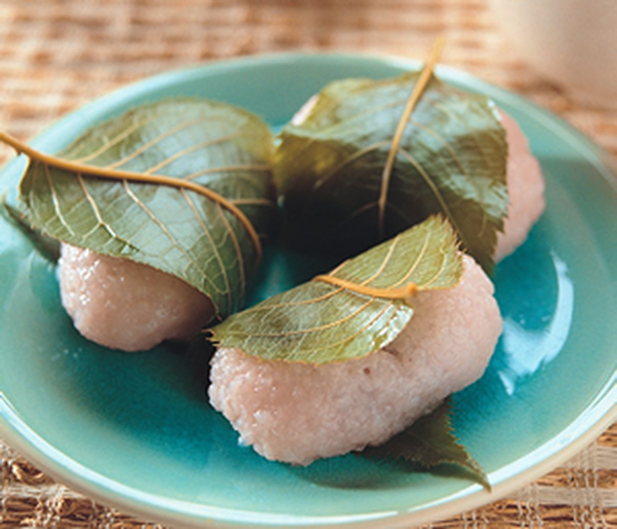 食譜:櫻麻糬