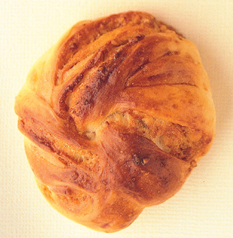 食譜:花生麵包