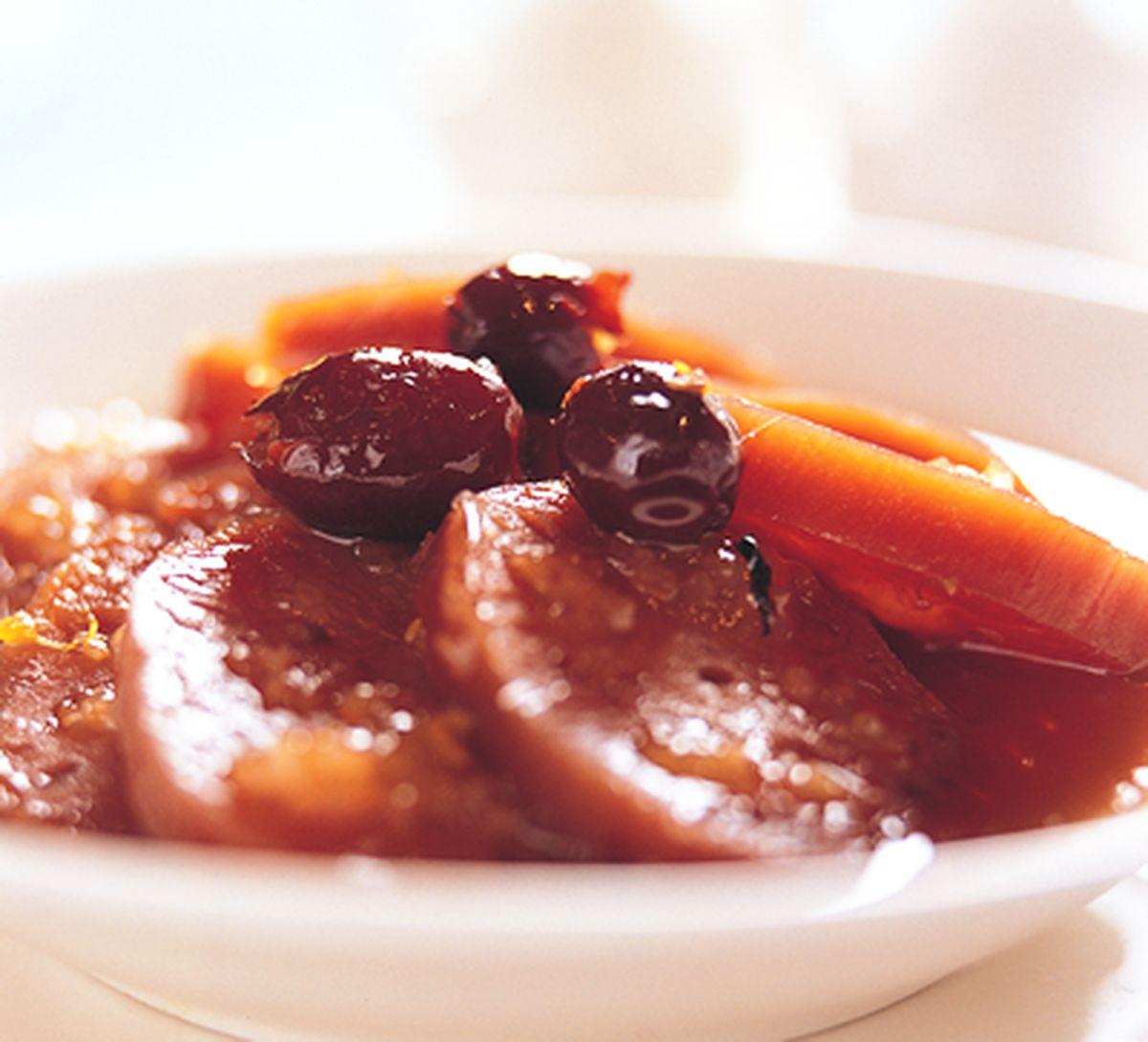 食譜:桂花糖蓮藕