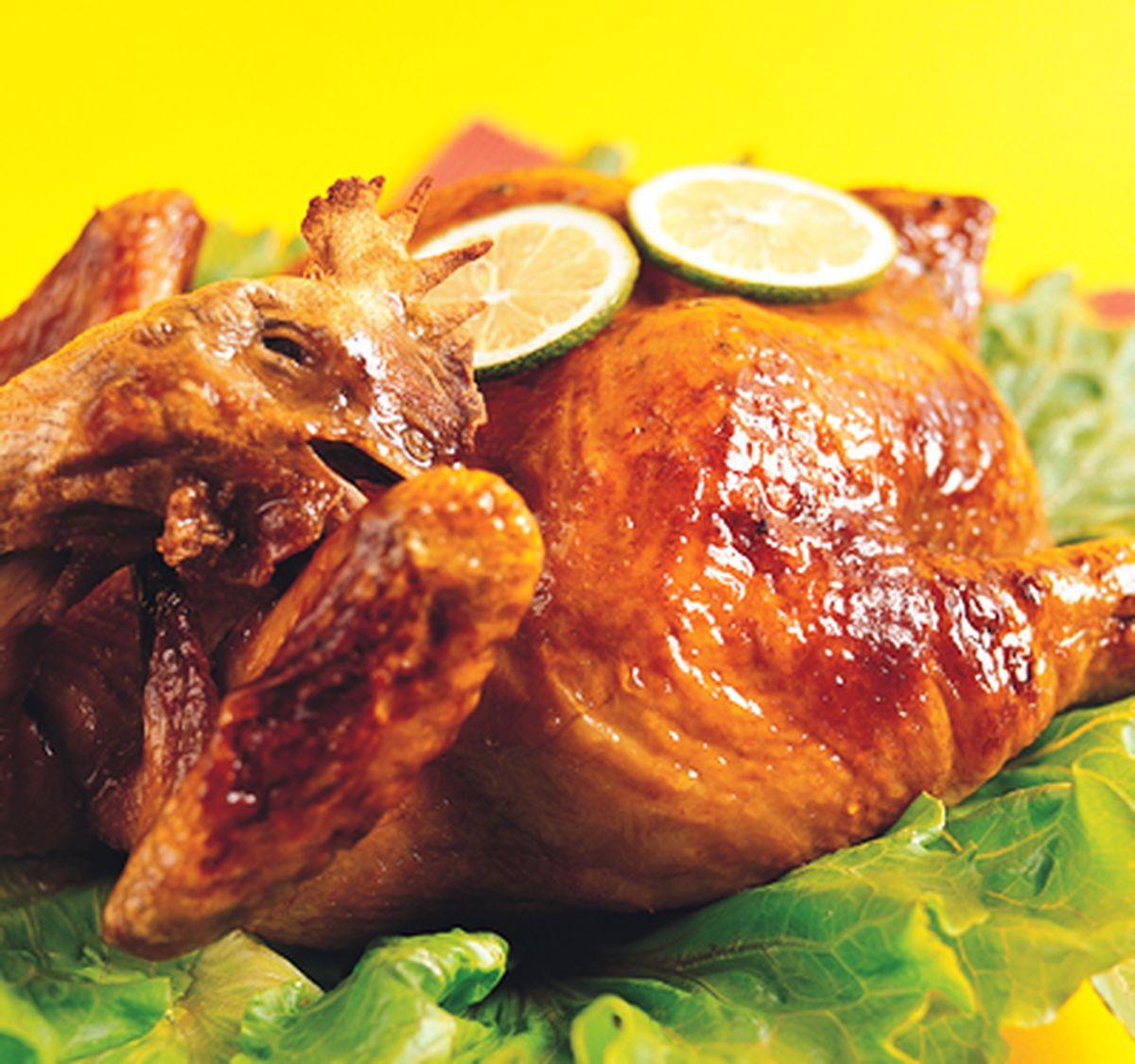 食譜:泰式檸檬扒雞