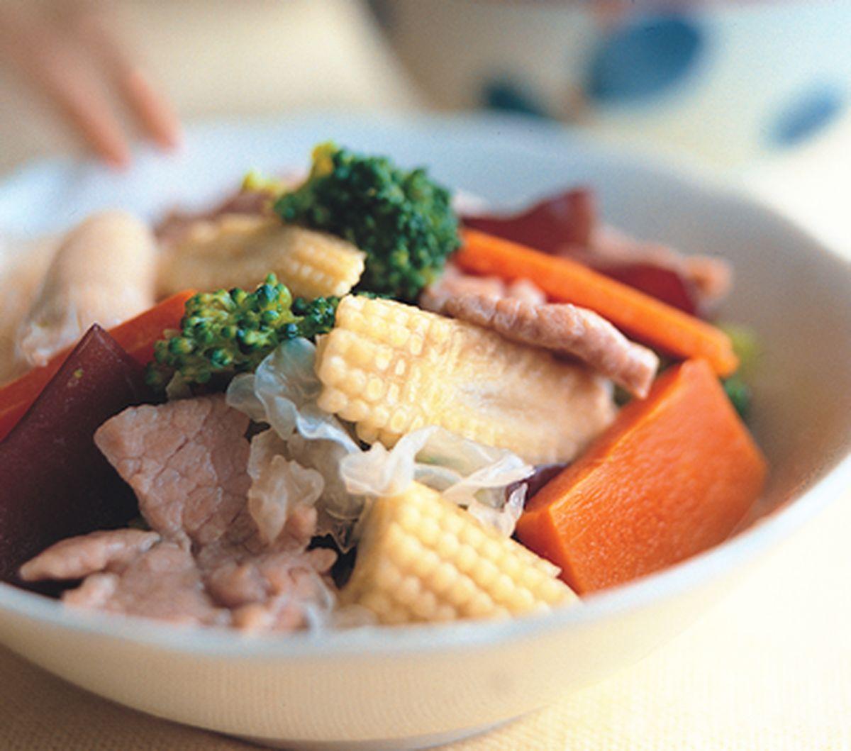 食譜:蔬菜拼盤