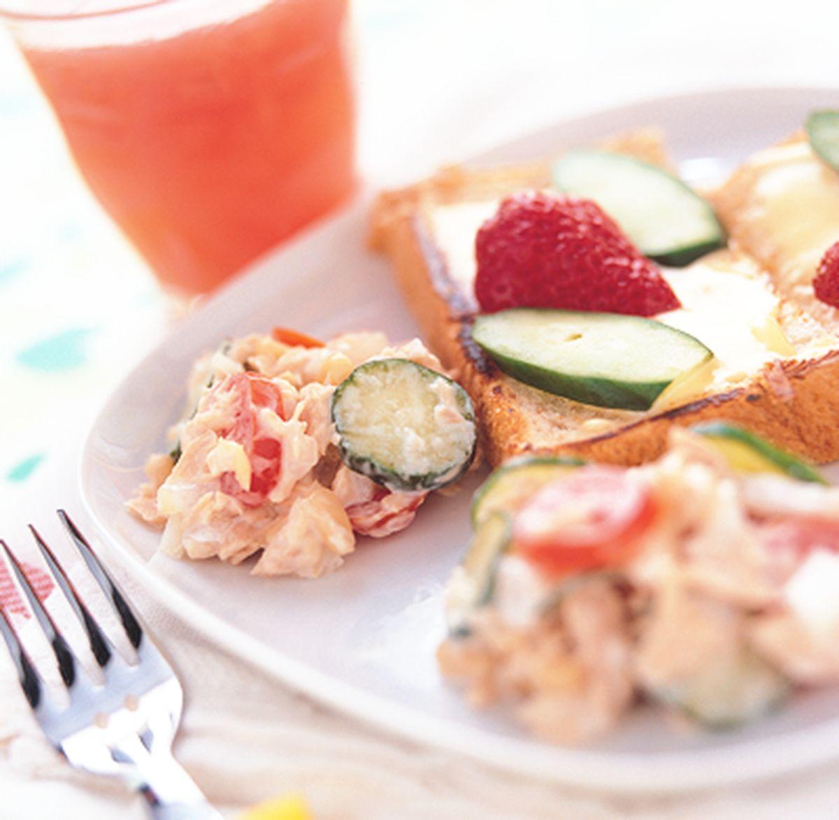 食譜:鮪魚沙拉