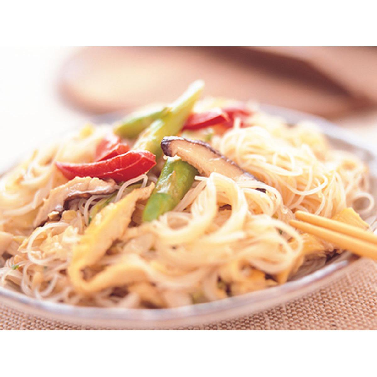 食譜:米粉炒