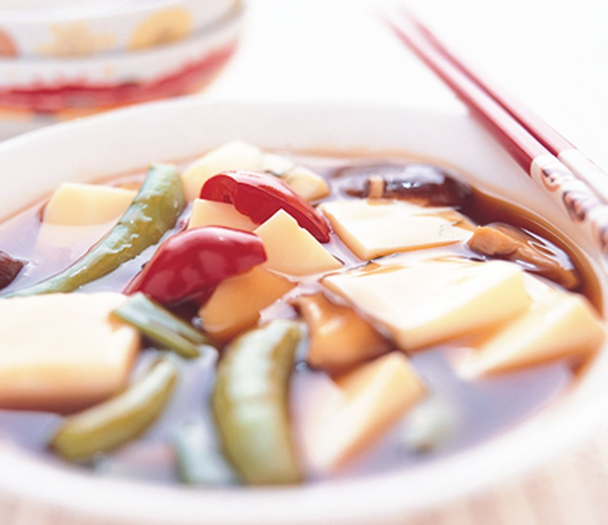 食譜:紅燒豆腐
