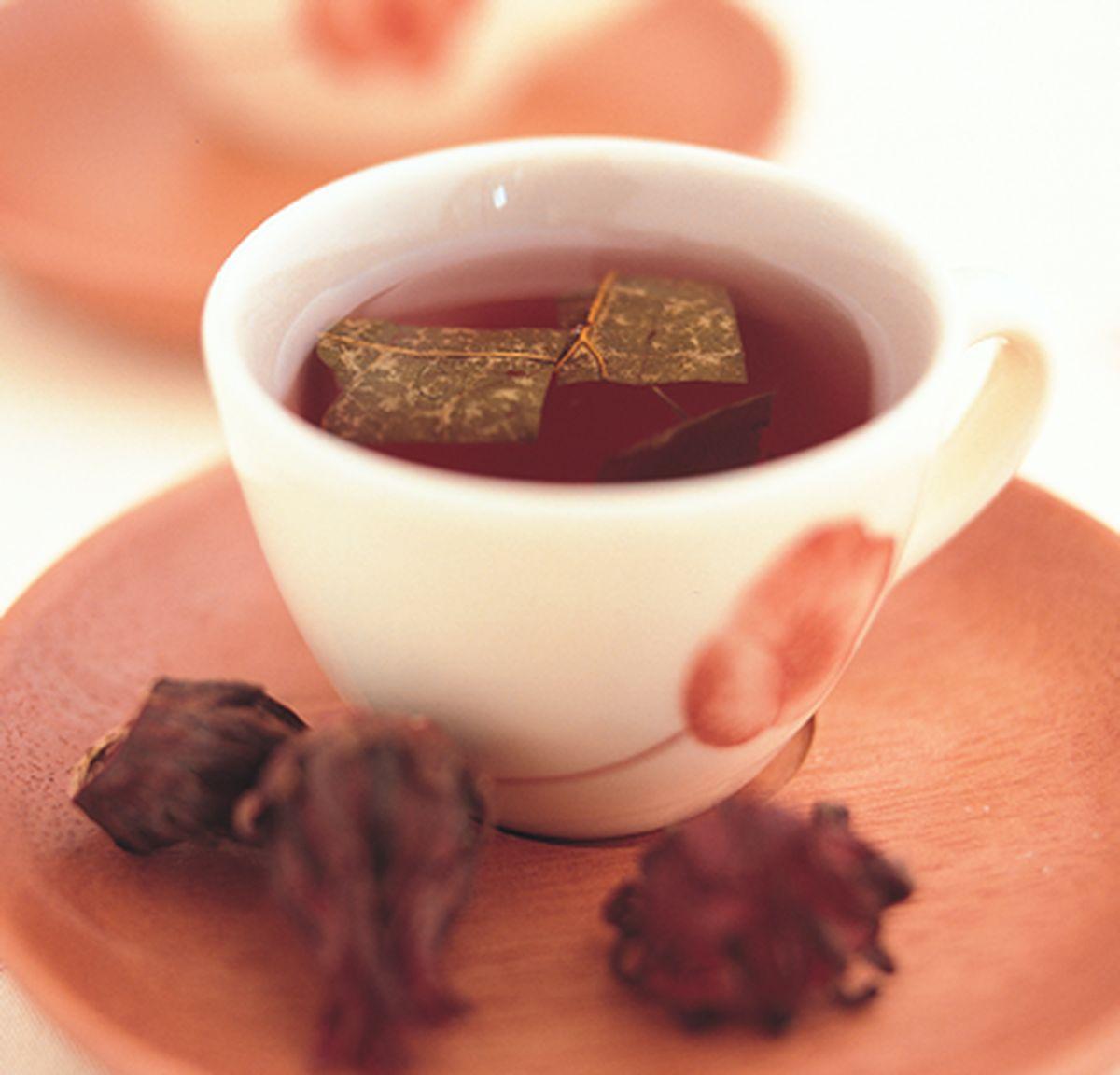 食譜:荷葉洛神茶
