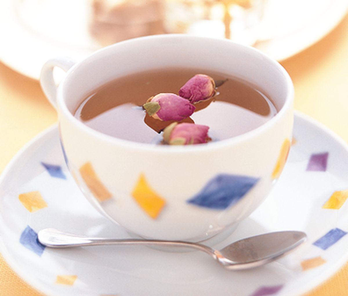 食譜:玫瑰烏梅茶