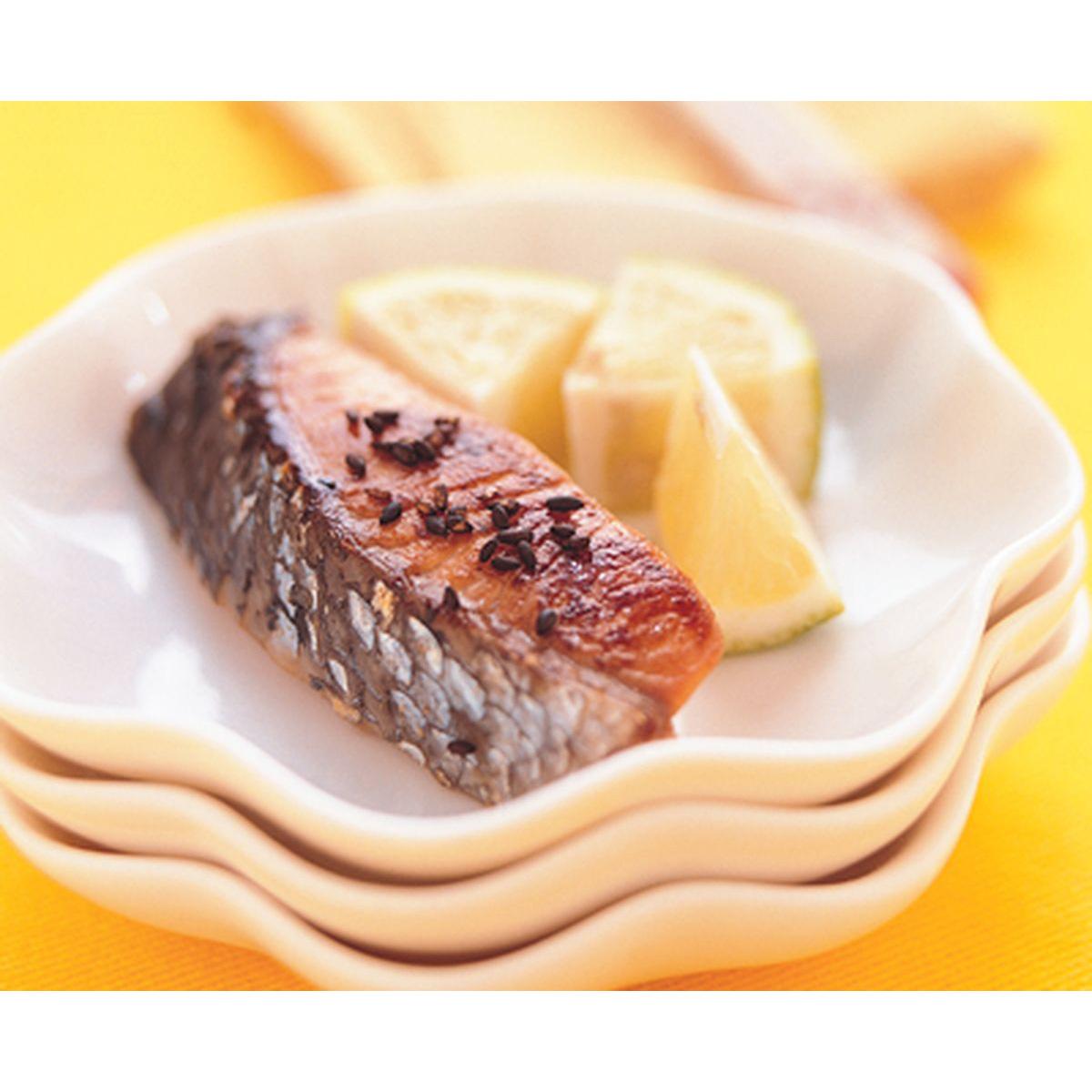 食譜:檸檬鮭魚