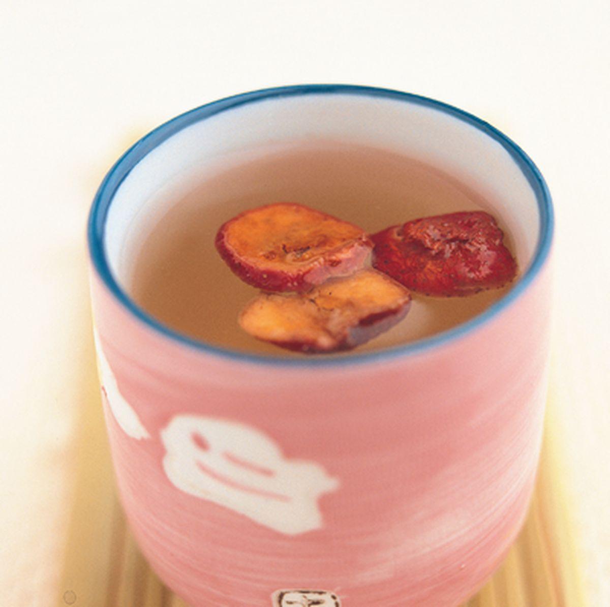 食譜:山楂茶