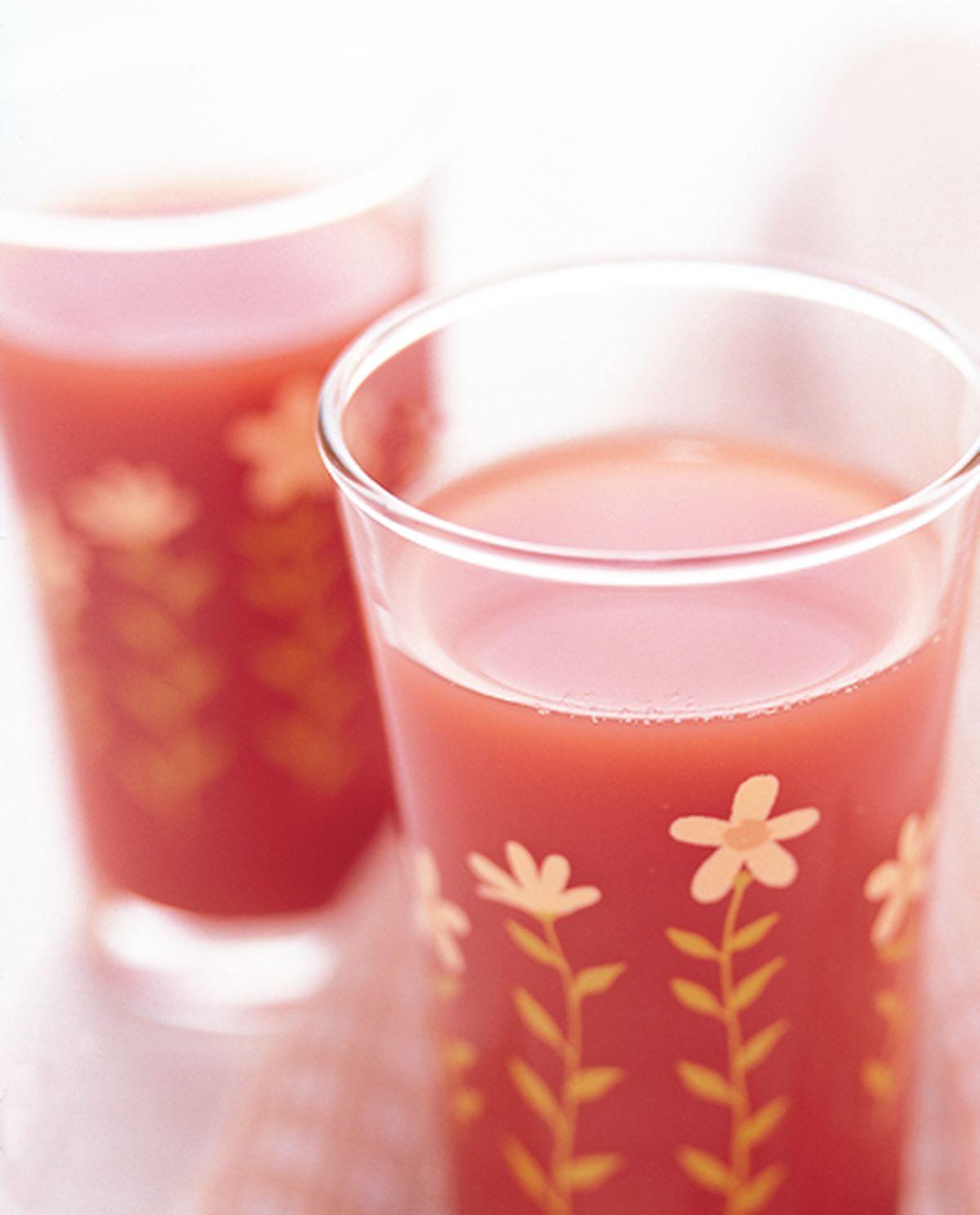 食譜:蜂蜜蕃茄汁