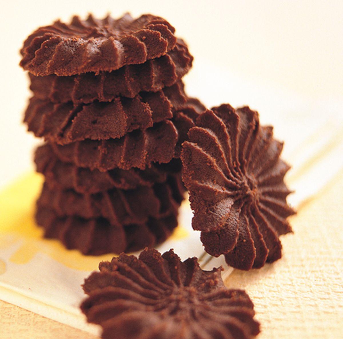 食譜:巧克力奶酥