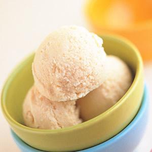 豆漿冰淇淋