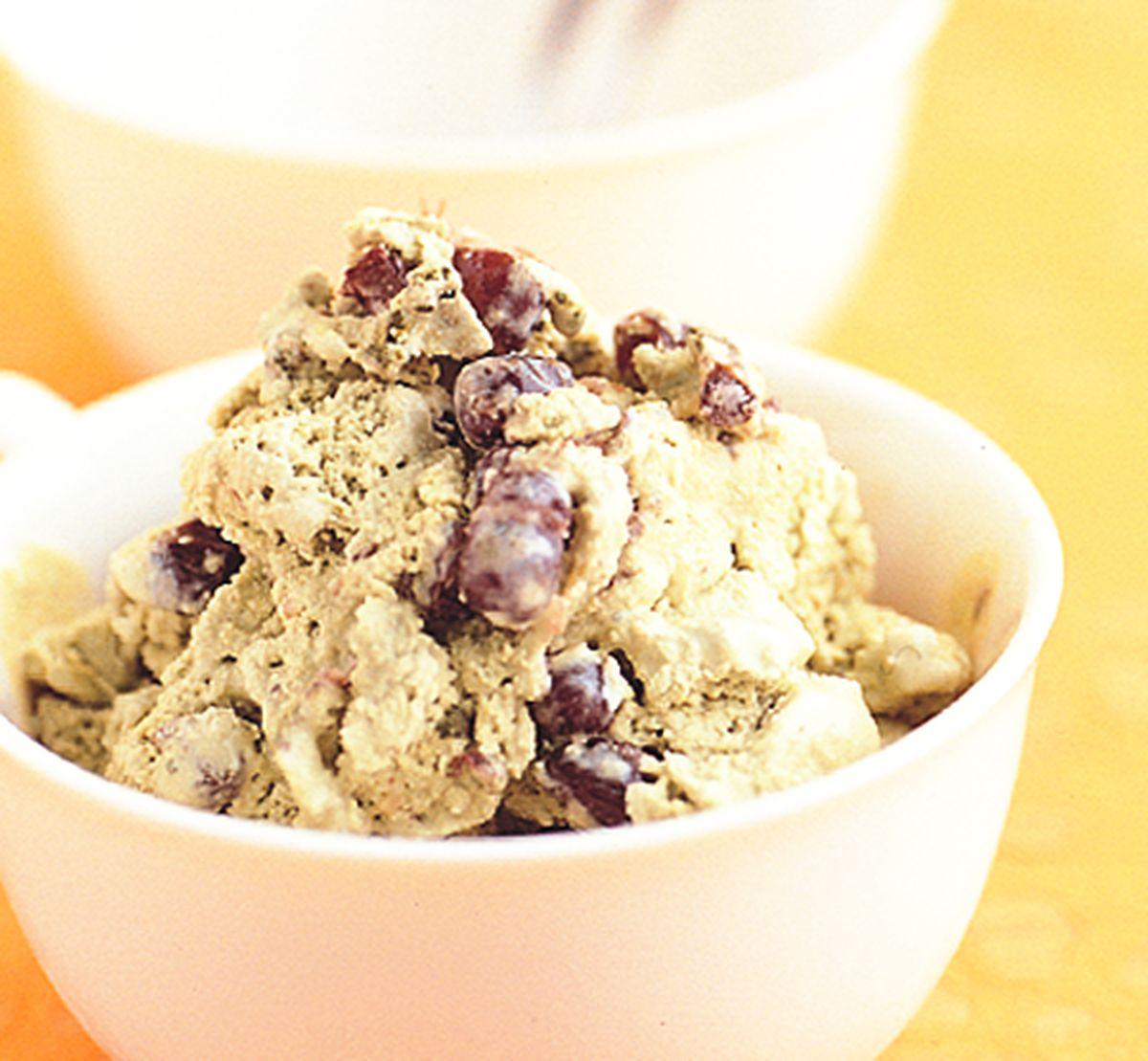 食譜:宇治金時冰淇淋
