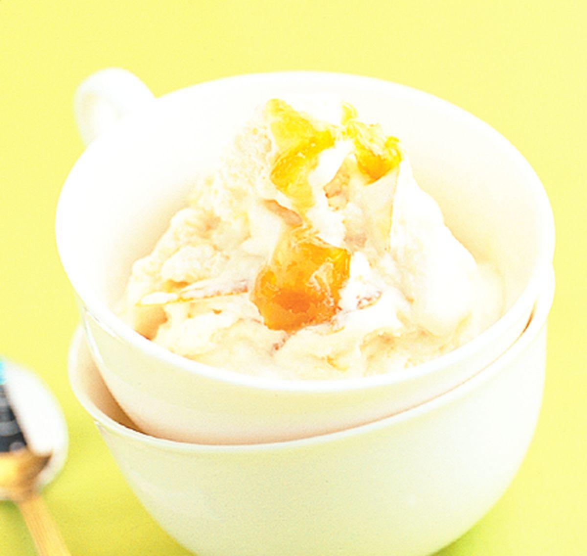 食譜:金桔冰淇淋