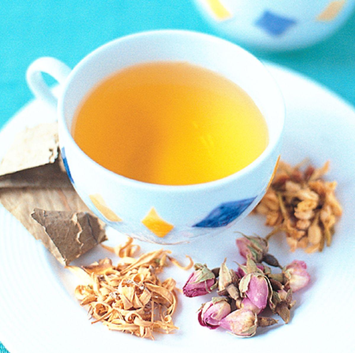 食譜:三花美容茶