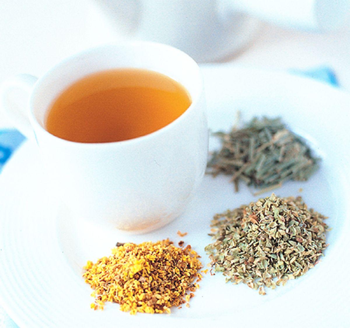 食譜:生津減脂茶