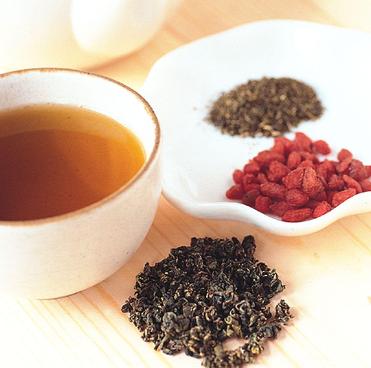 食譜:美白健康茶
