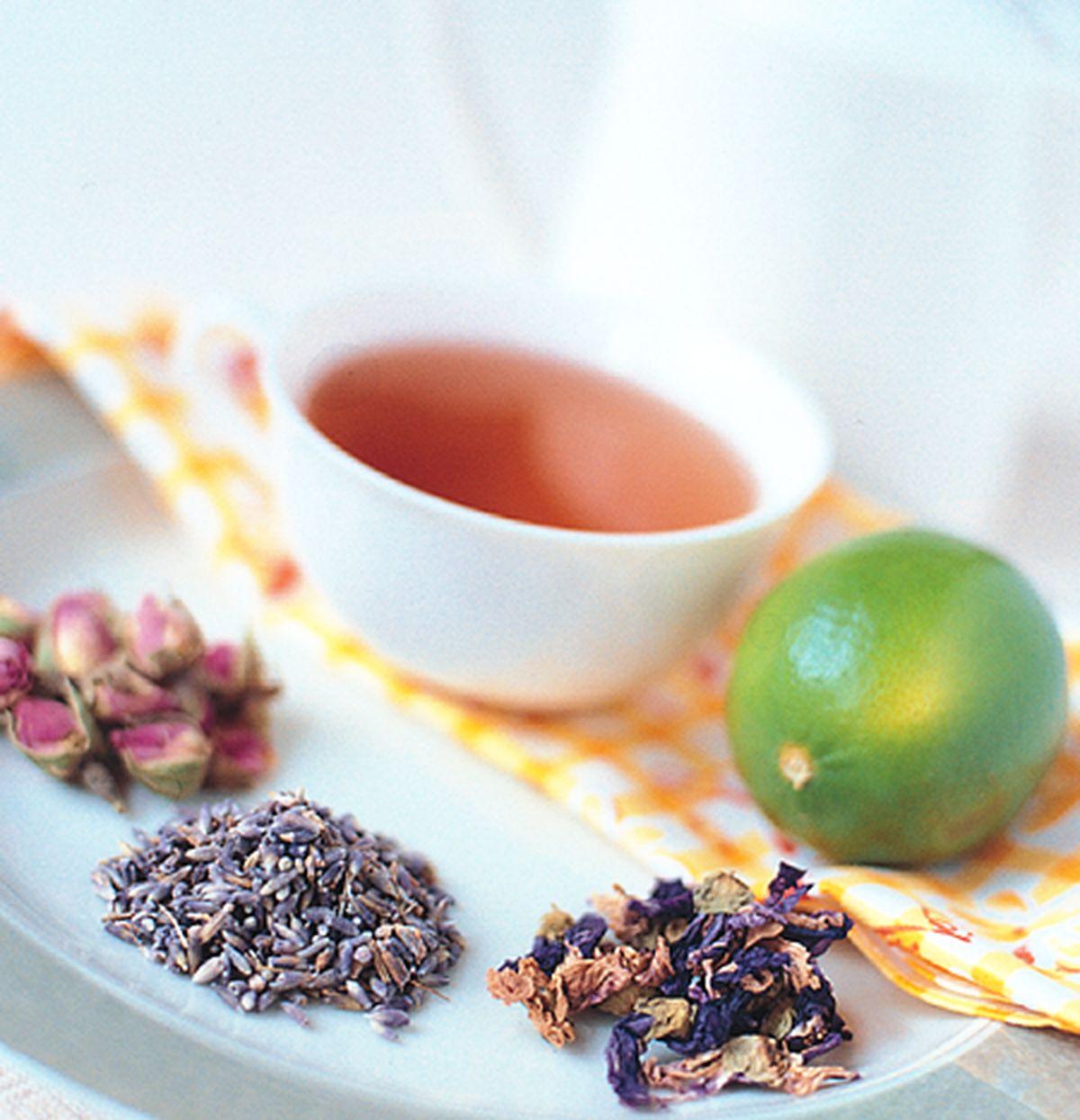 食譜:安神漂漂茶