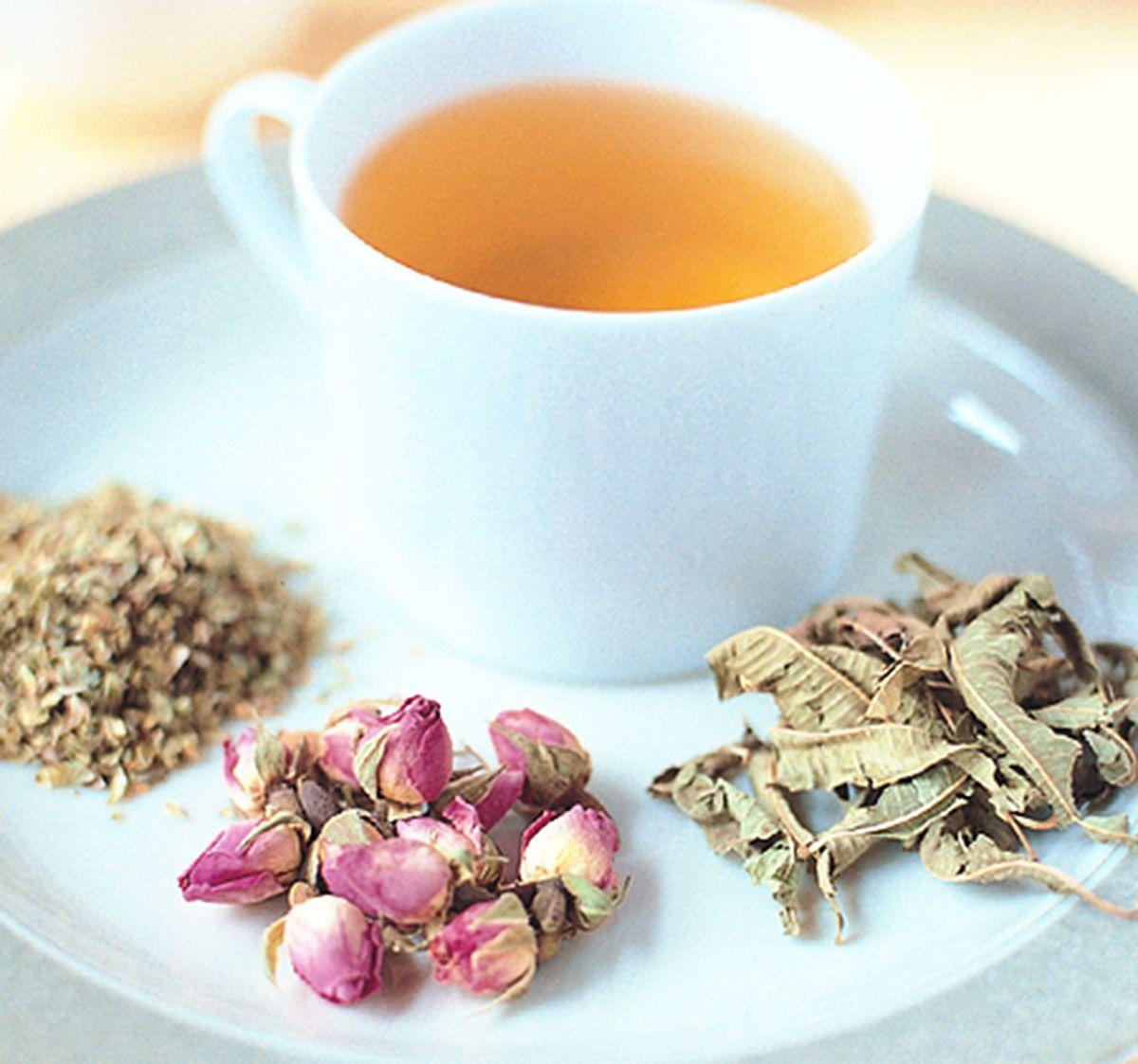 食譜:減壓魔力茶