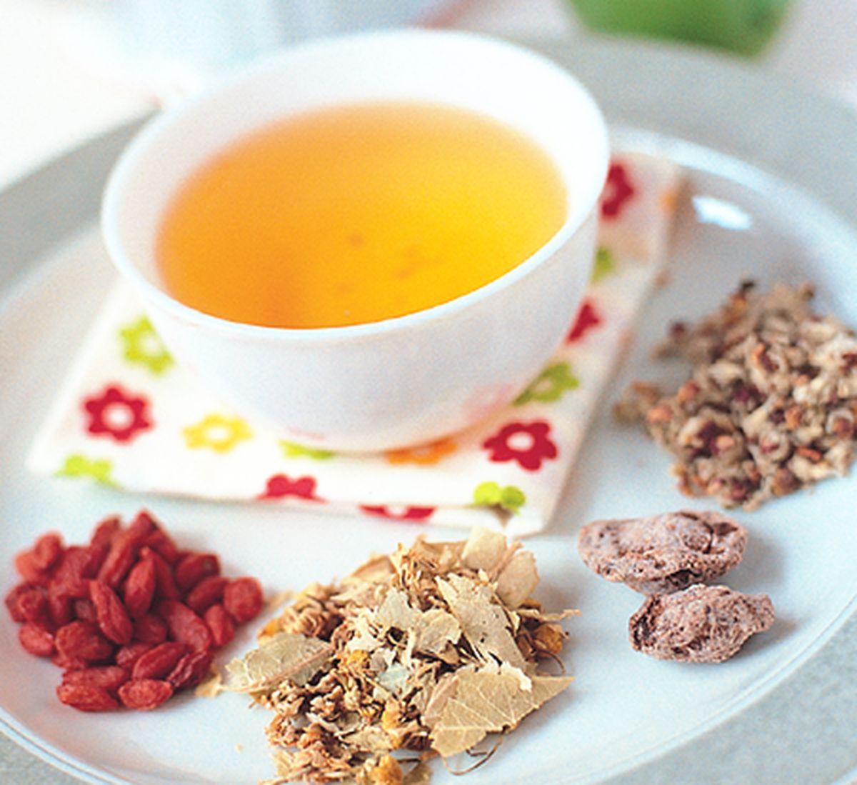 食譜:清爽美顏茶