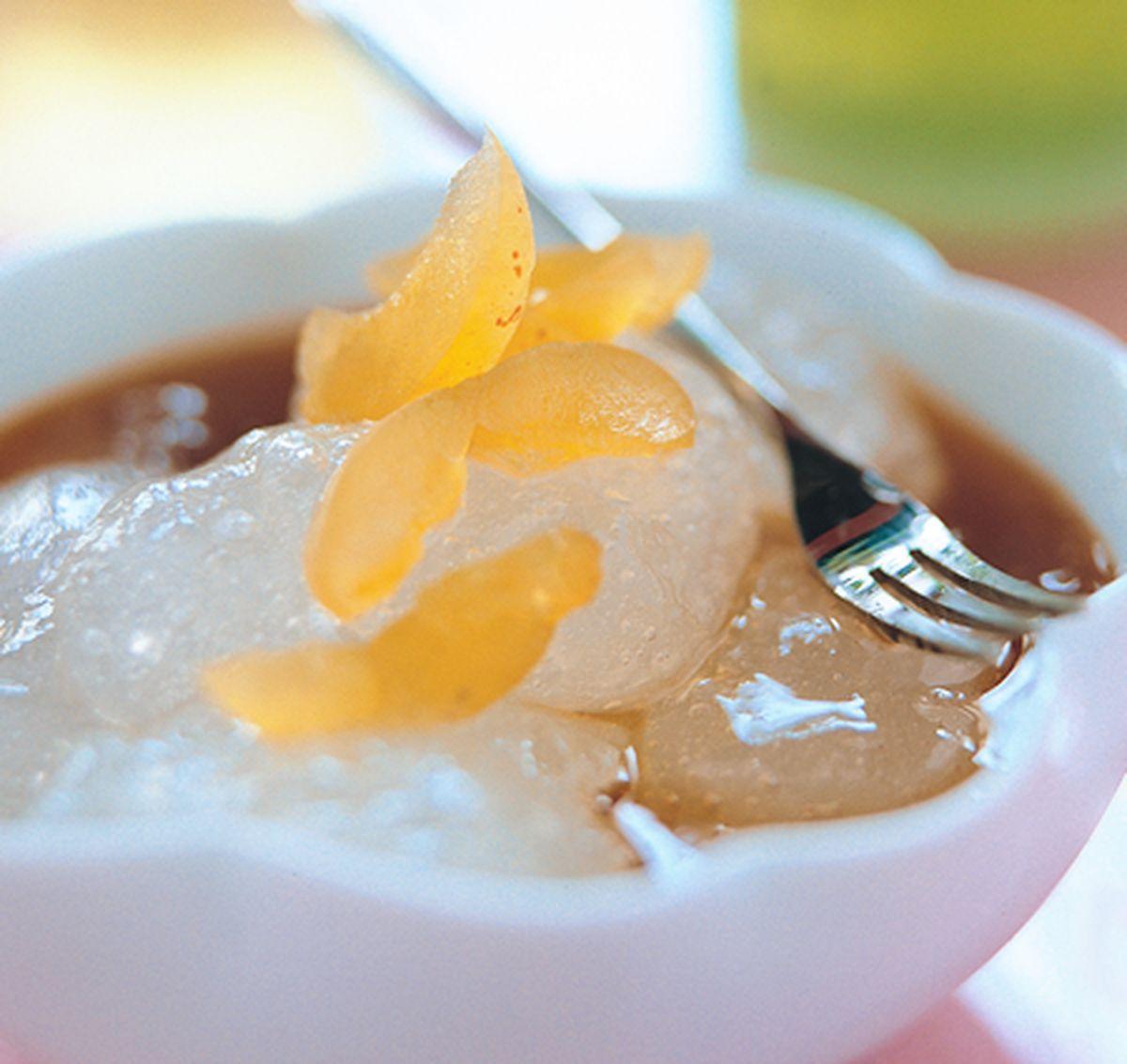 食譜:梅汁粉粿