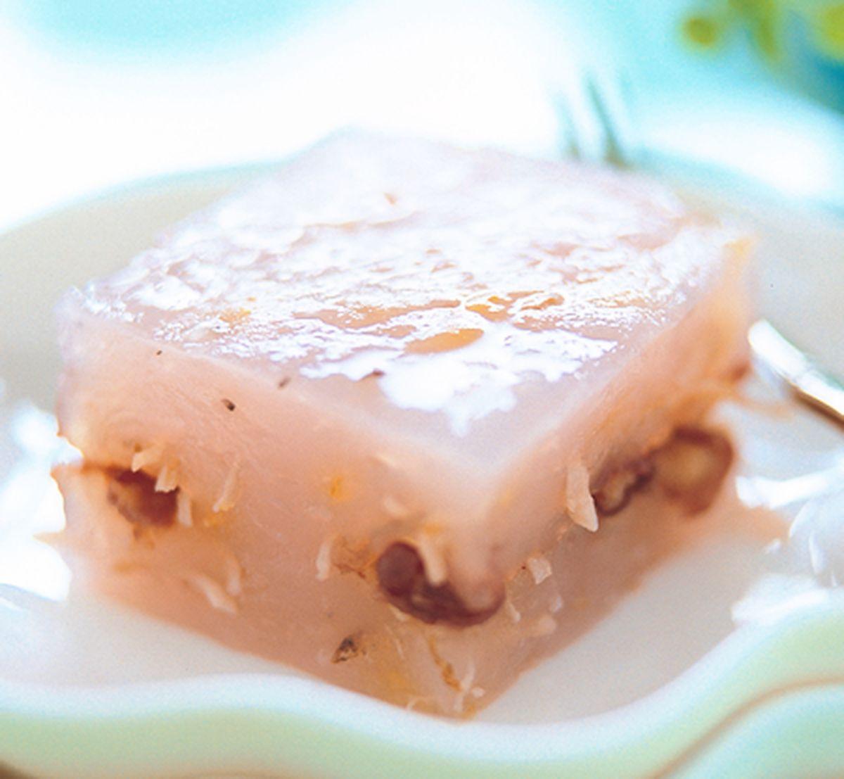 食譜:桂花蓮藕糕