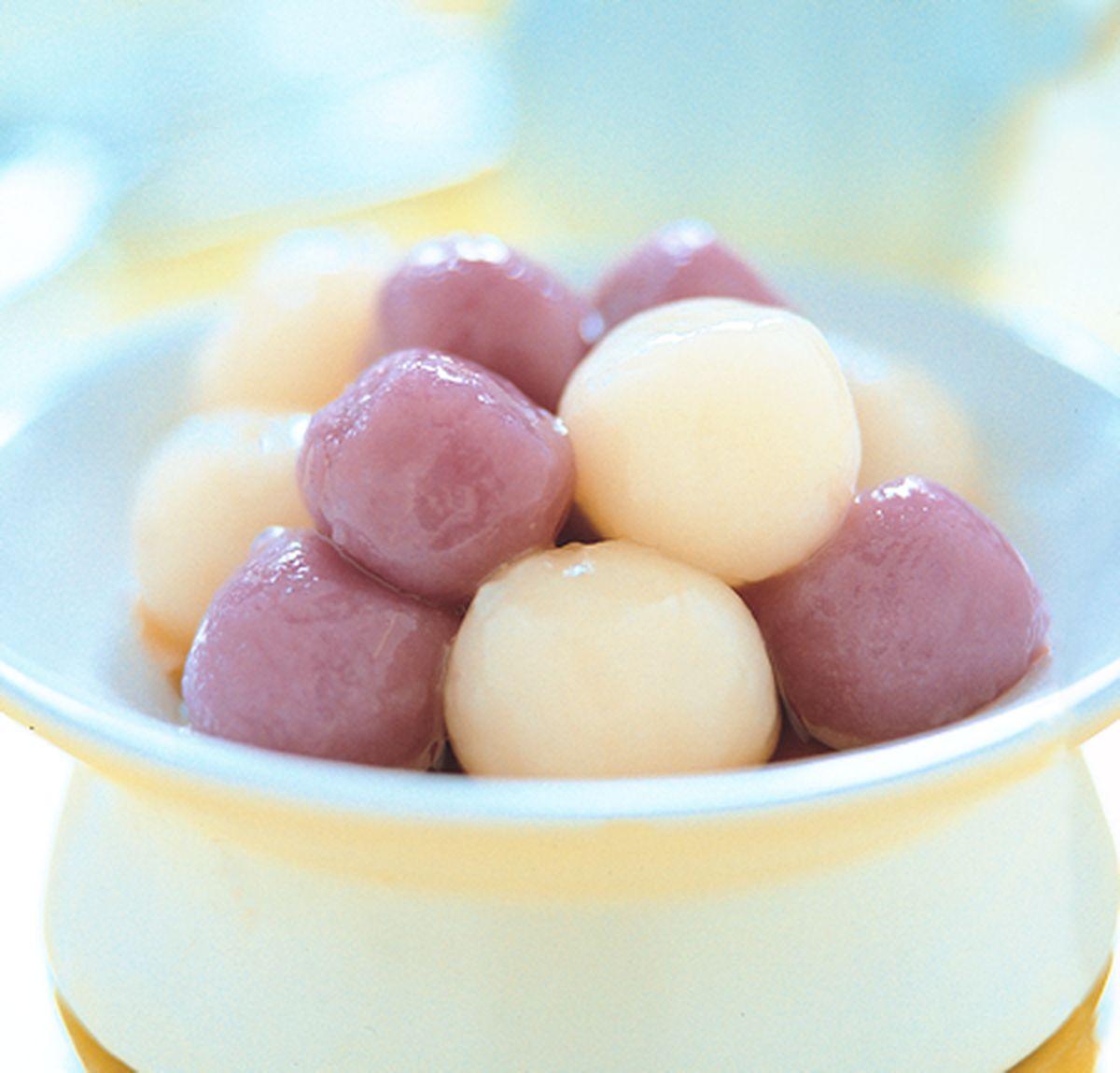 食譜:雙色白玉(2)