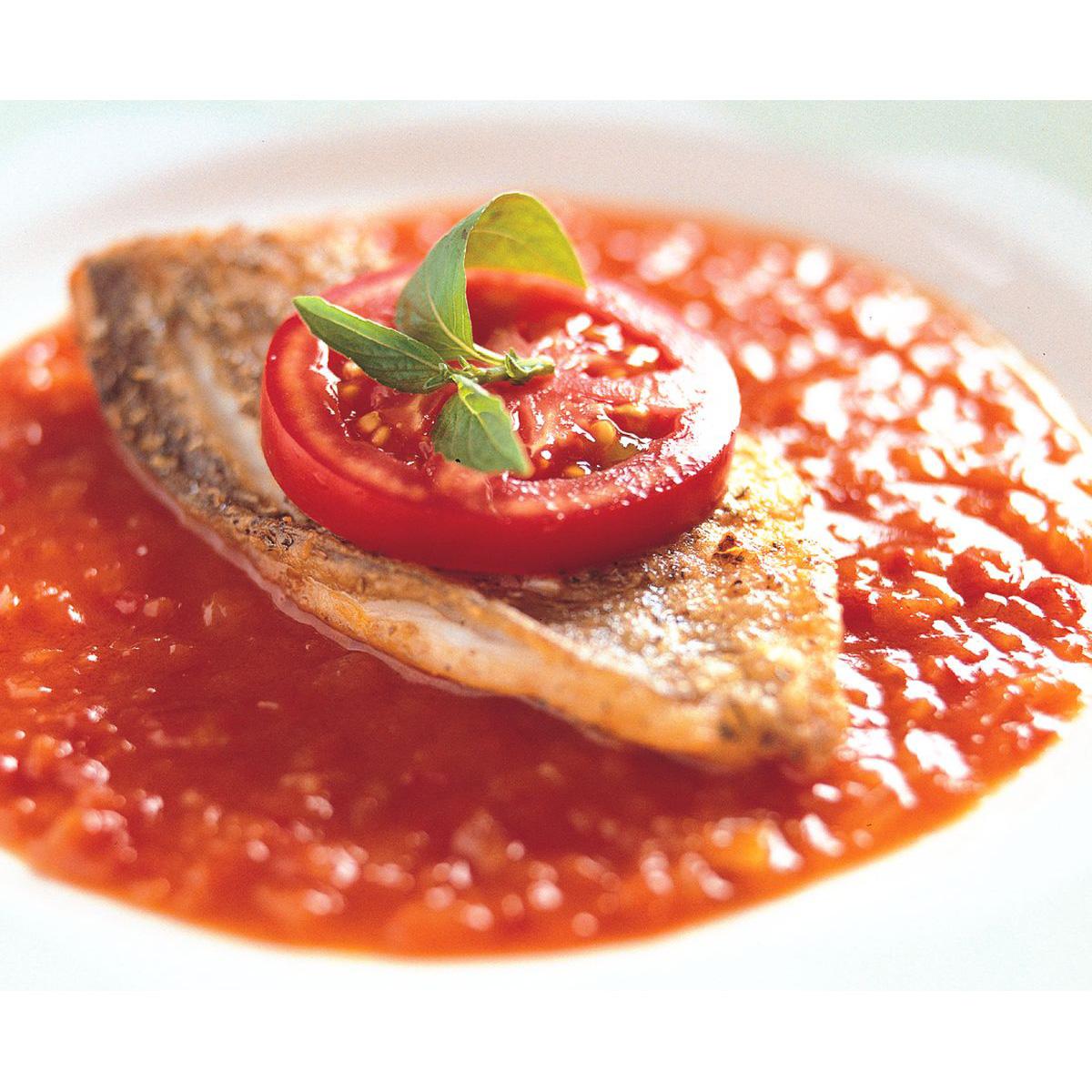 食譜:普羅旺斯風味黃魚