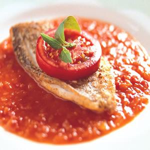 普羅旺斯風味黃魚