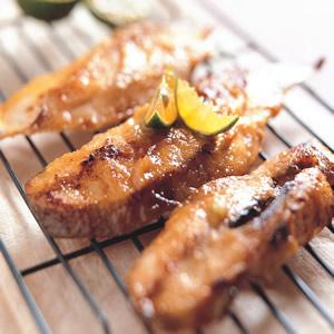 田樂燒鯧魚