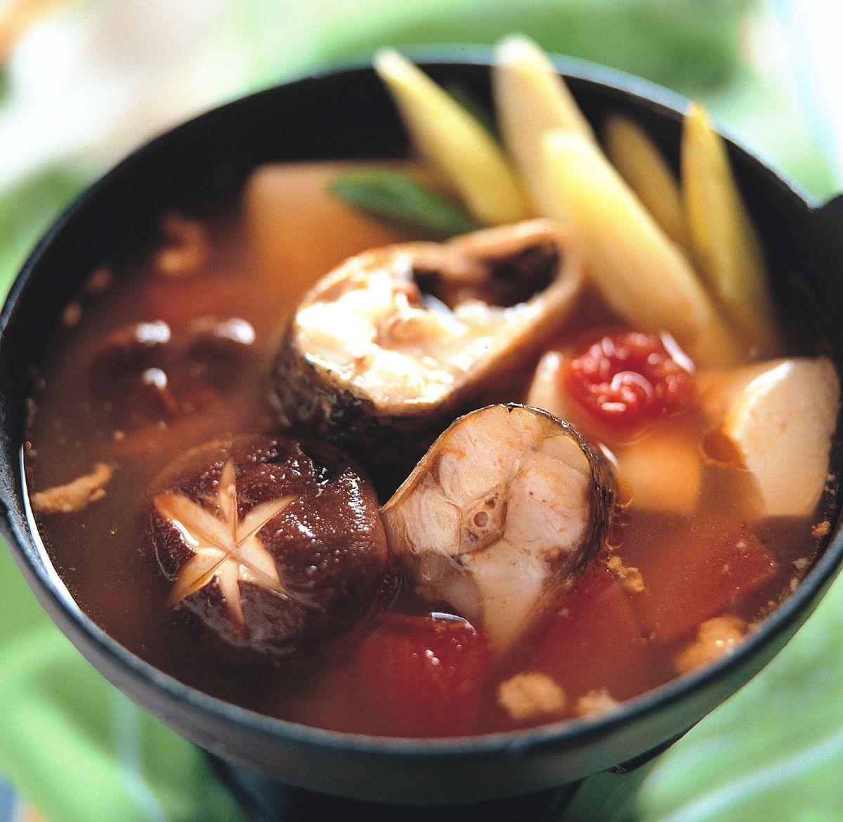 食譜:蕃茄肉醬烏魚