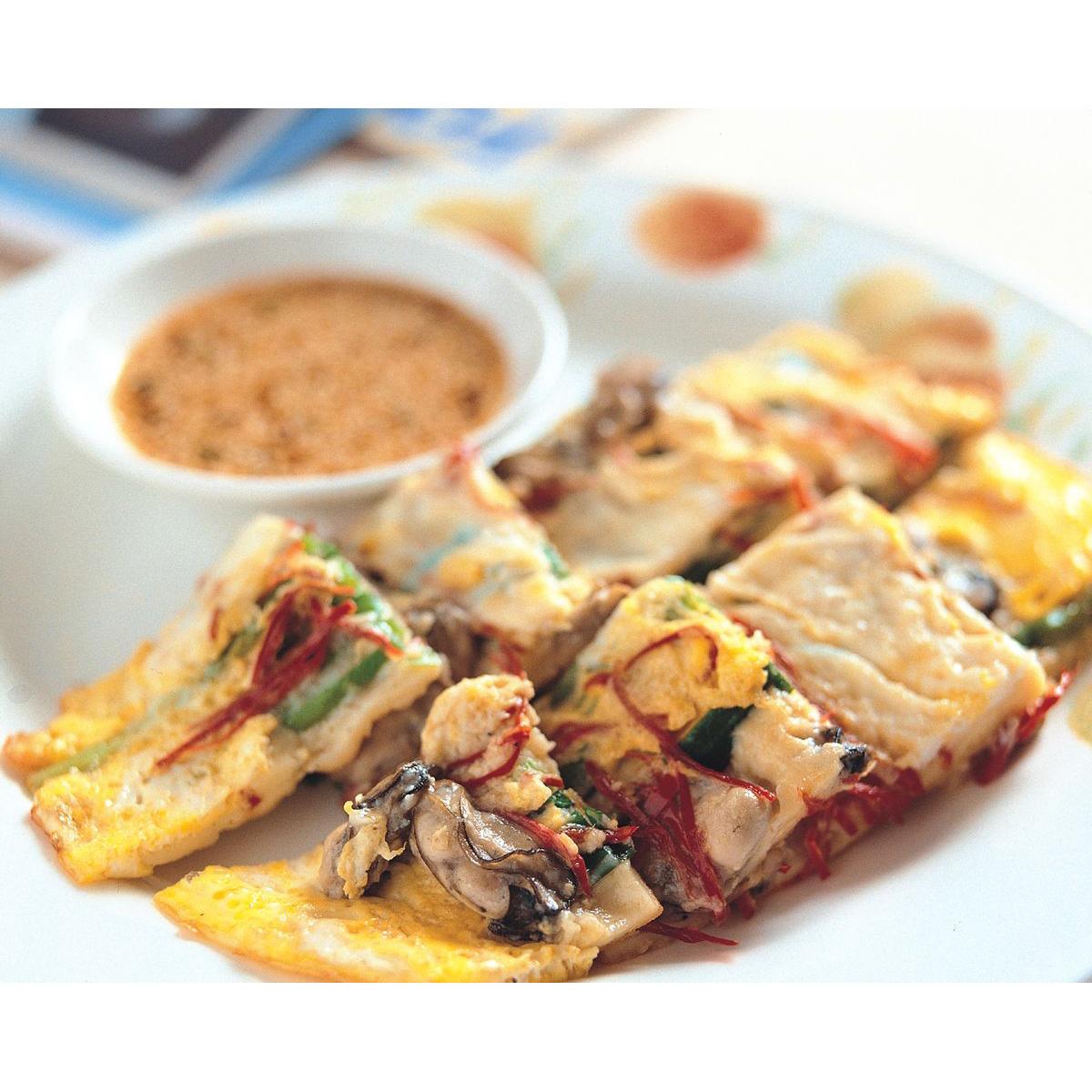 食譜:韓式牡蠣煎餅