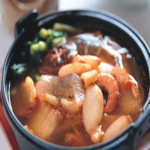 韓式海鮮雜炊