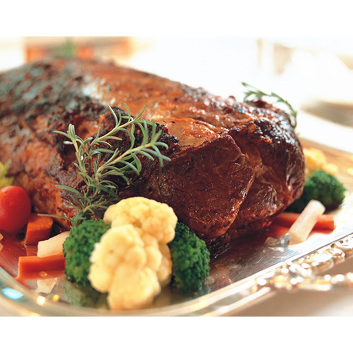 食譜:燒烤牛排