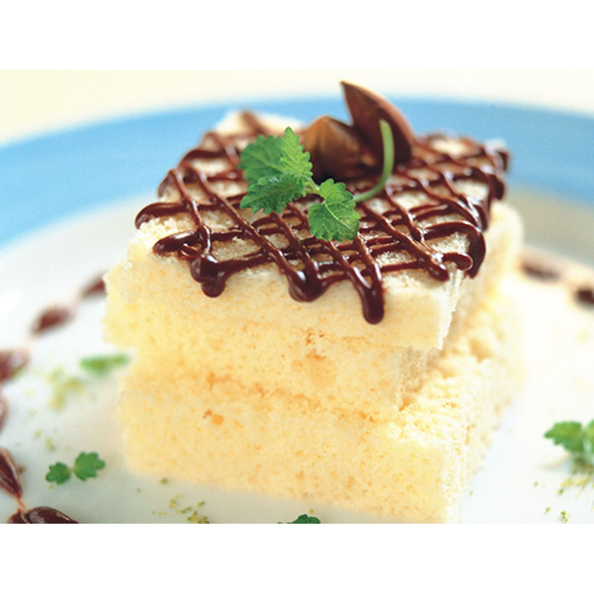 食譜:黑雪蛋糕