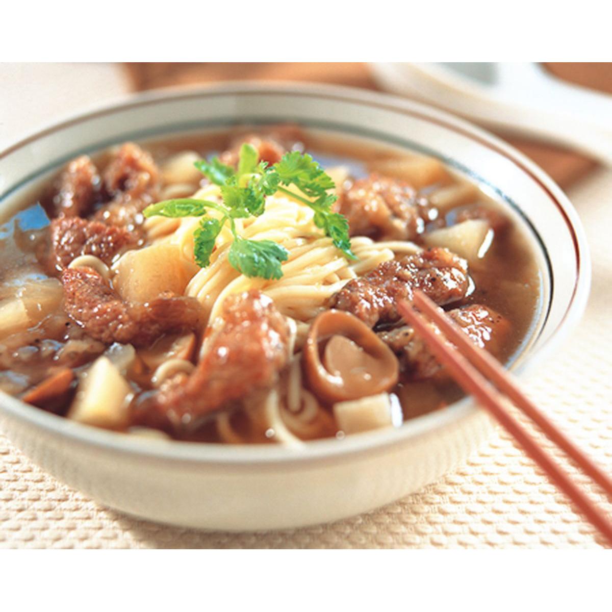 食譜:排骨酥麵