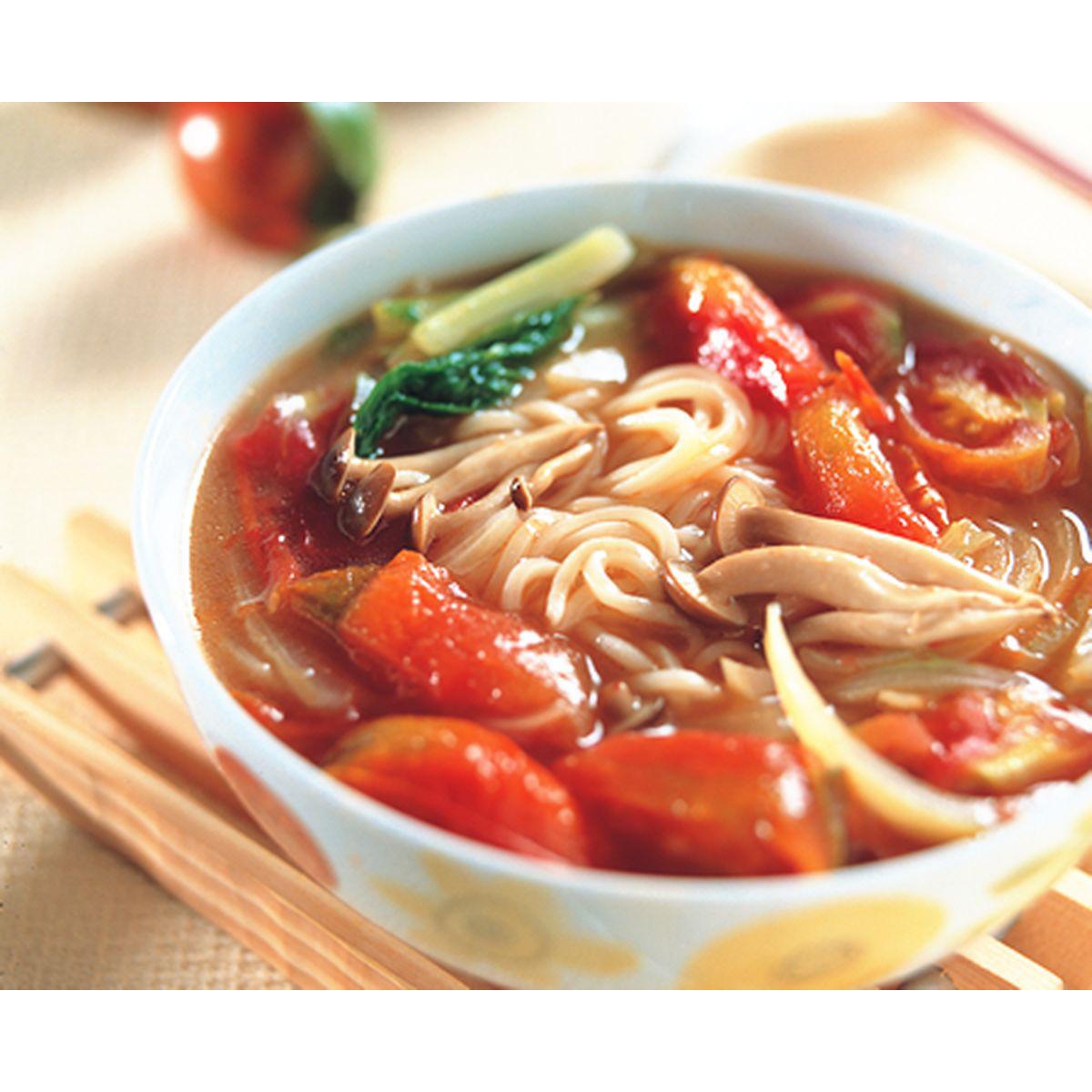 食譜:蕃茄麵