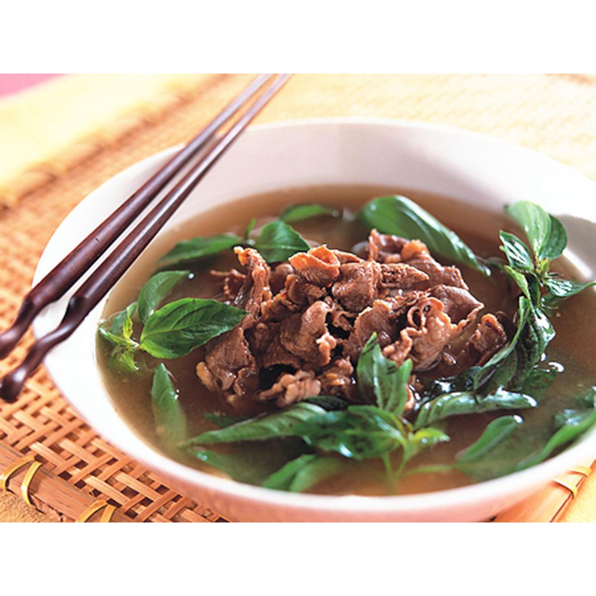 食譜:越南生牛肉湯麵