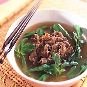 越南生牛肉湯麵