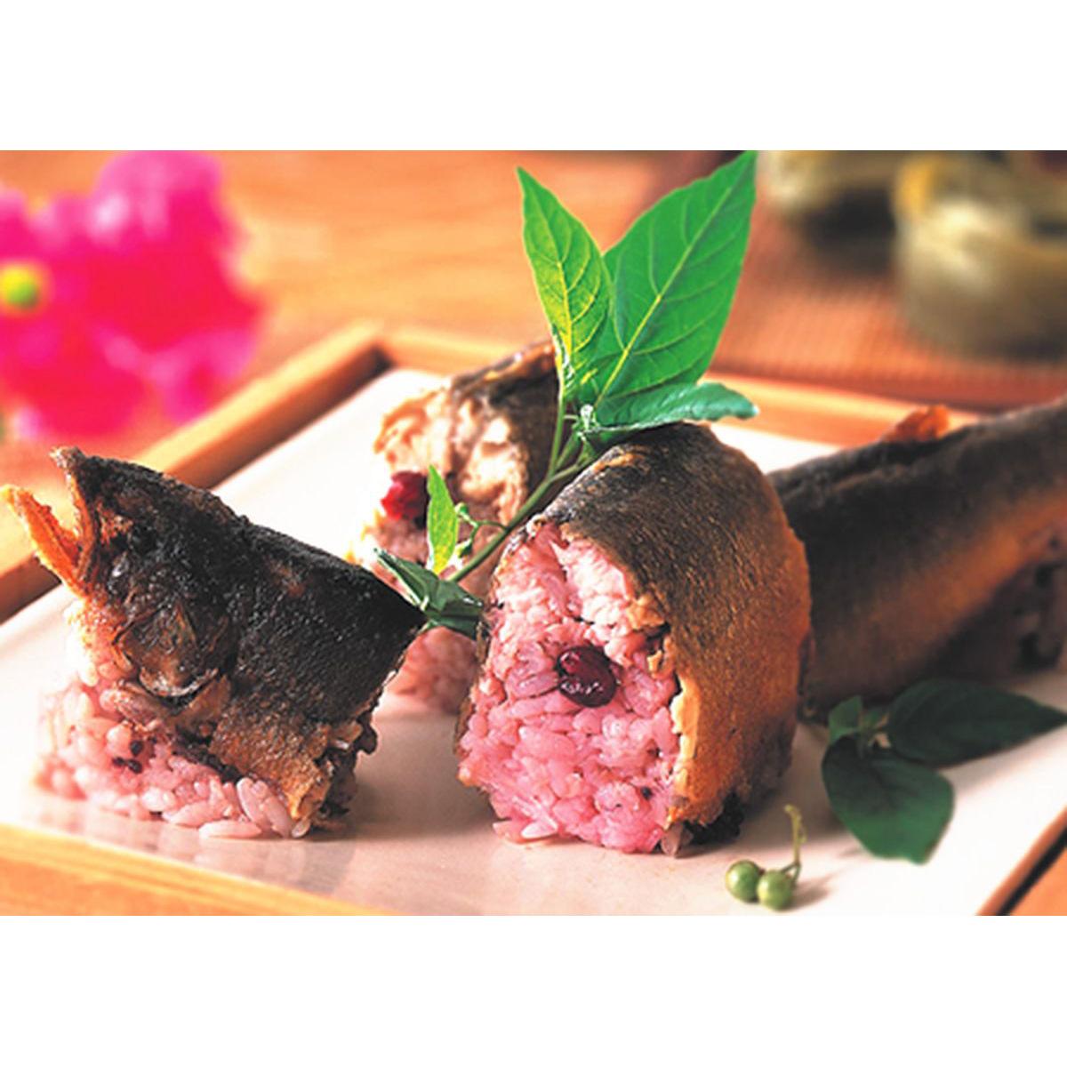 食譜:香魚壽司