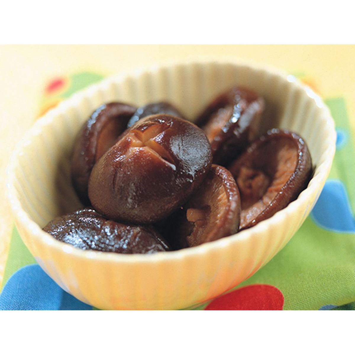 食譜:滷香菇(1)