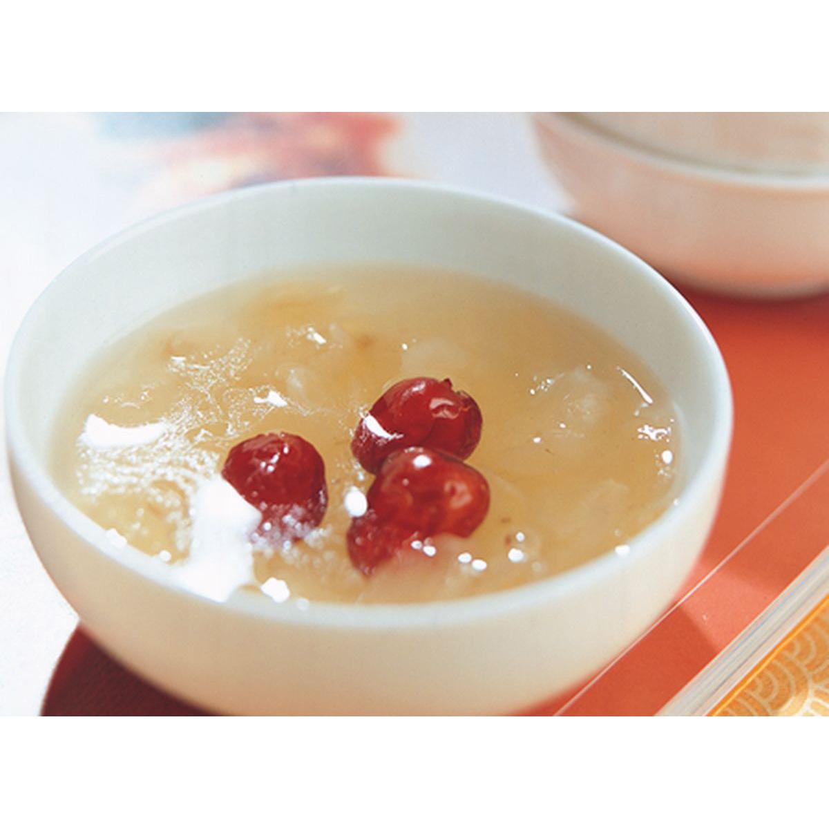 食譜:雪蓮甜湯