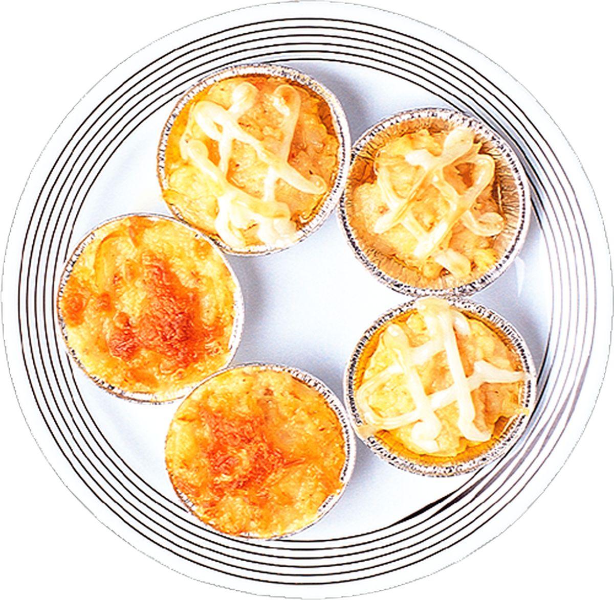 食譜:奶油焗蟹肉