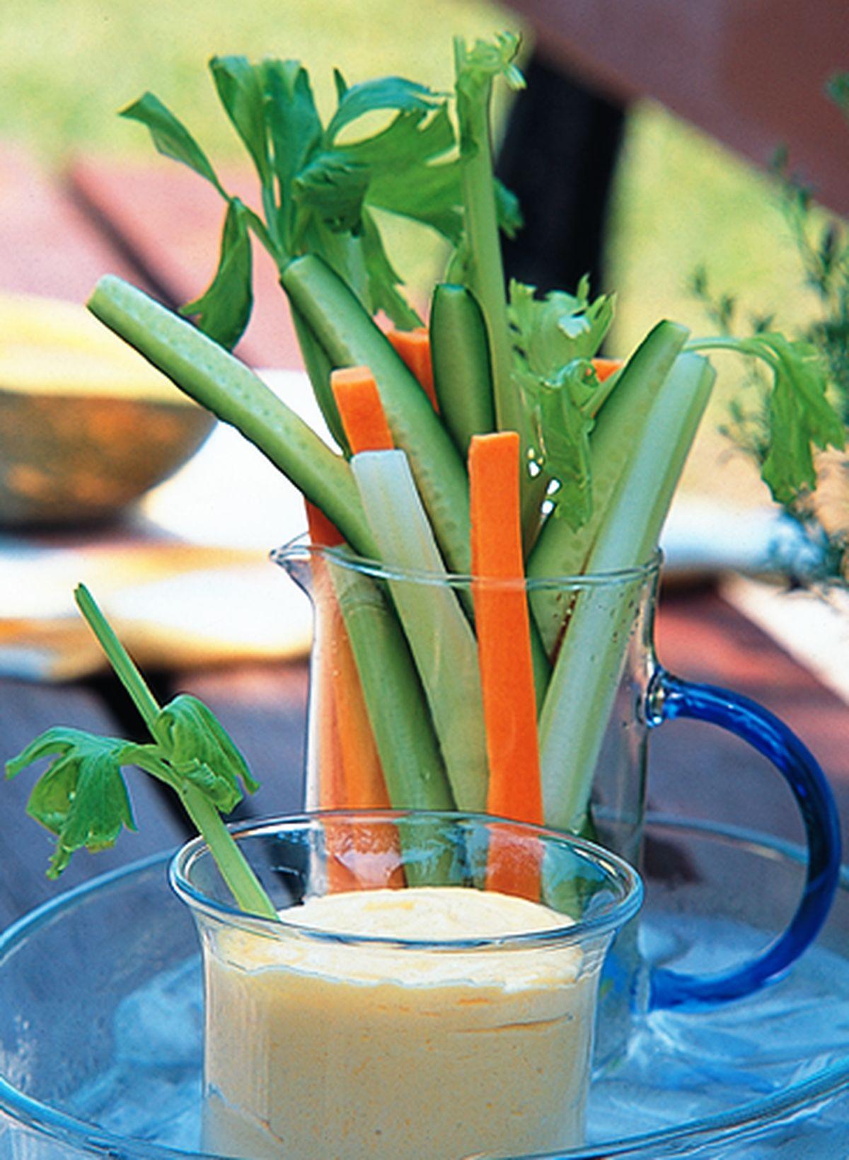食譜:南瓜果蔬輕沙拉